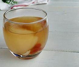 对抗雾霾天气有妙招~~梨子百合冰糖饮的做法