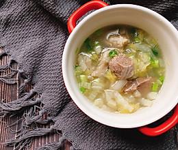 #入秋滋补正当时#清炖羊肉汤的做法