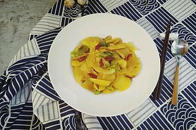 素食主义|咖喱土豆