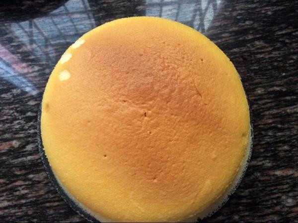 【玲玲·小厨】8寸酸奶戚风蛋糕(无油低脂肪)的做法
