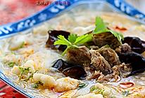 陕西代表性美食【羊肉泡馍】的做法