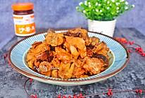 沙茶酱焖香菇鸡的做法
