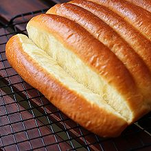 #奈特兰草饲营养美味#早餐必备,松软香甜超好吃的奶香排包!