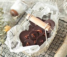 超级好吃做法超级简单的网红可可脆片饼干嘎嘣脆吃起来很过瘾的做法