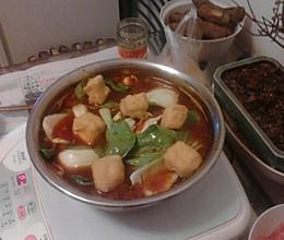 杂锅菜的做法