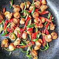 香辣扇贝——经过简单一炒,小海鲜也可以做的鲜味翻倍特别下饭的做法图解13