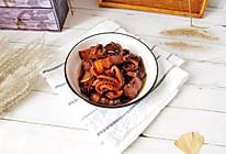 八爪鱼炖红烧肉#肉食者联盟#的做法