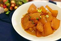#巨下饭的家常菜#红烧冬瓜的做法