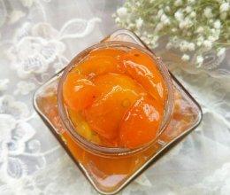 冰糖金桔酱的做法