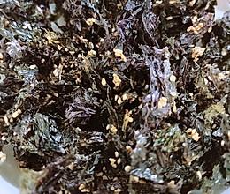 炒海苔碎的做法