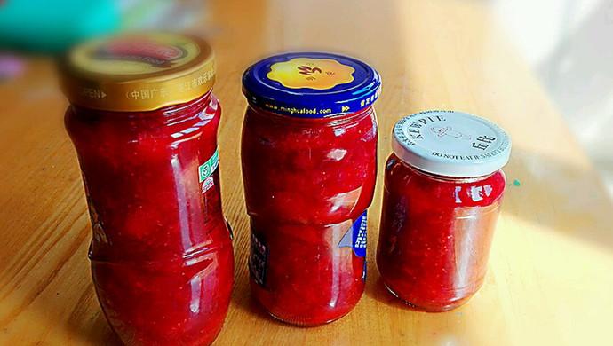 草莓酱(传统熬制)