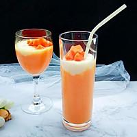 木瓜酸奶(奶昔)
