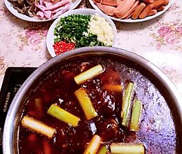家庭版 鸡肉火锅的做法