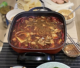 鸡肉还可以这么吃-香辣火锅鸡的做法