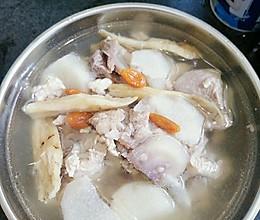 补气健脾药膳汤黄芪山药龙骨汤的做法