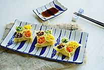四喜蒸饺——老板电器新品中式蒸箱S228食谱的做法