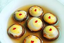 香菇鹌鹑蛋的做法