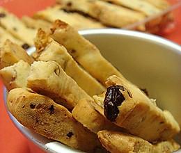 香酥核桃葡萄条的做法