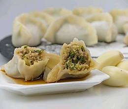 猪肉芹菜馅饺子的做法