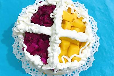 6寸奶油蛋糕