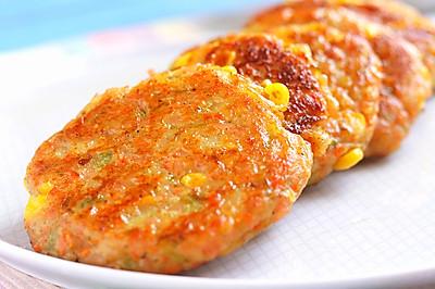 香煎土豆饼│超级好吃