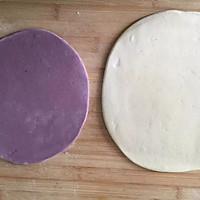 紫薯玫瑰花蛋糕的做法图解13