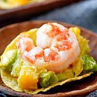 日食记 | 薯片牛油果大虾沙拉