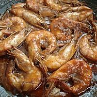 沙茶酱虾的做法图解8