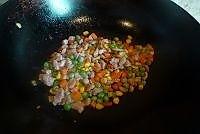 豌豆玉米炒肉丁的做法图解8
