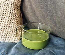 泰国手标热奶绿的做法