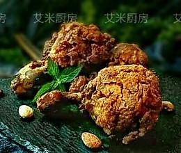 创意美食【香酥炸鸡&自制炸鸡粉】的做法