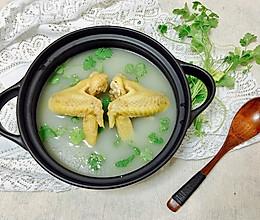 清炖鸡汤#每道菜都是一台时光机#的做法