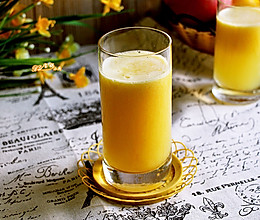 鲜橙苹果汁的做法