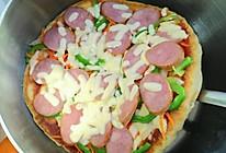 田园披萨的做法