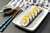 三款馅料基础寿司——烤紫菜包寿司的做法
