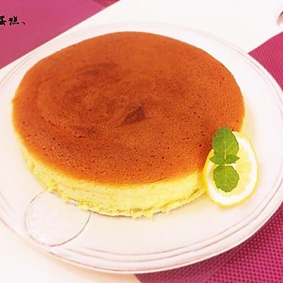 酸奶蛋糕、八寸