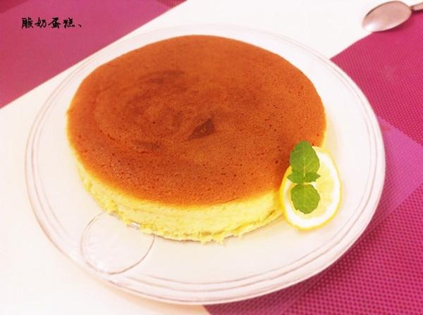 酸奶蛋糕、八寸的做法