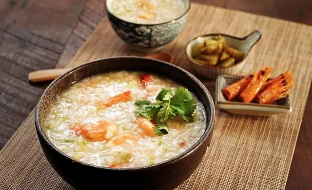 虾粥|日食记