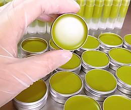 薄荷艾草膏-添加金银花的做法