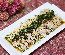 麻辣鸡丝:特别过瘾的经典川菜的做法