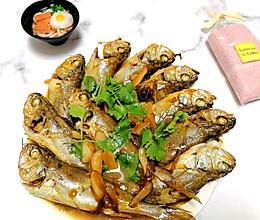 #麦子厨房美食锅#家焖小黄花鱼的做法