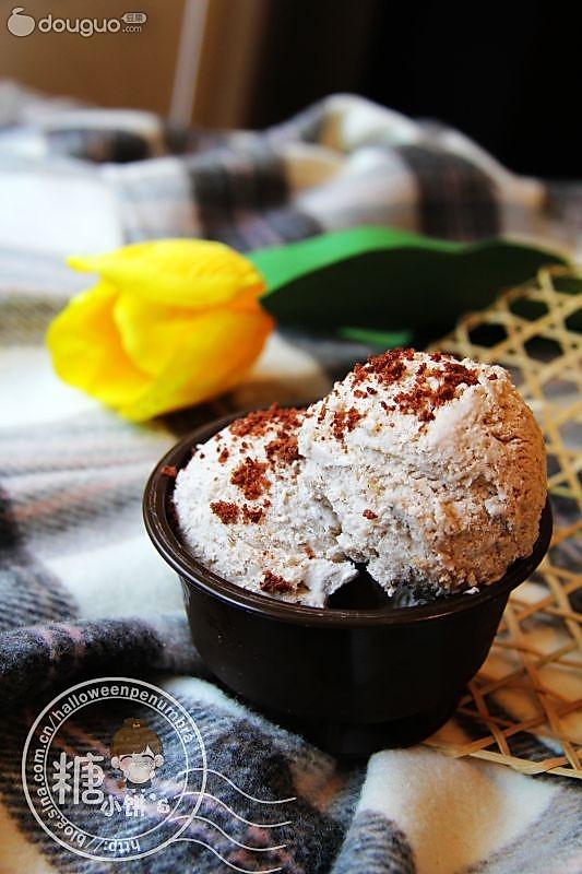 无蛋【麦香冰淇淋】的做法