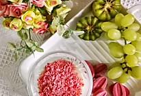 低脂美味无添加~草莓巧克力牛奶布丁的做法