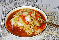 醋溜白菜#快手又营养,我家的冬日必备菜品#的做法