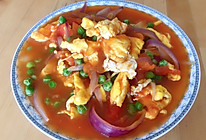 超级简单的鸡蛋炒西红柿的做法