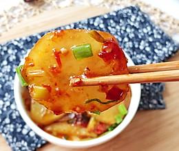 干锅麻辣土豆片的做法