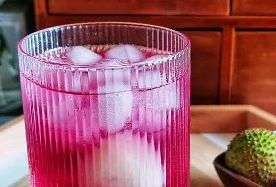 #舌尖上的端午#0脂0卡0糖养颜美容气泡水的做法