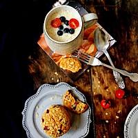 蔓越莓麦片酥#单挑夏天#的做法图解10