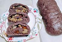 黑米糯米卷的做法