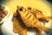炸偏口鱼|探寻原汁原味的美!的做法